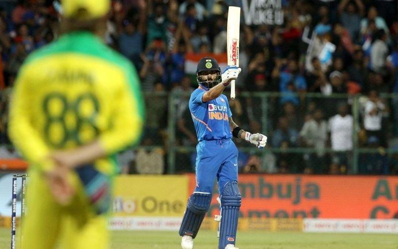 Virat Kohli Australia tour of India 2020