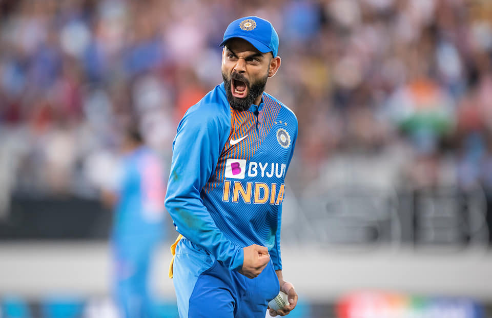 Virat Kohli vs New Zealand 2nd T20I 2020