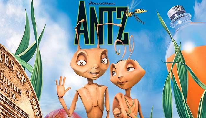 best animated films for Children- Antz