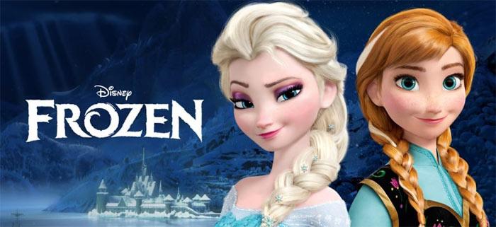 best animated films for Children- Frozen