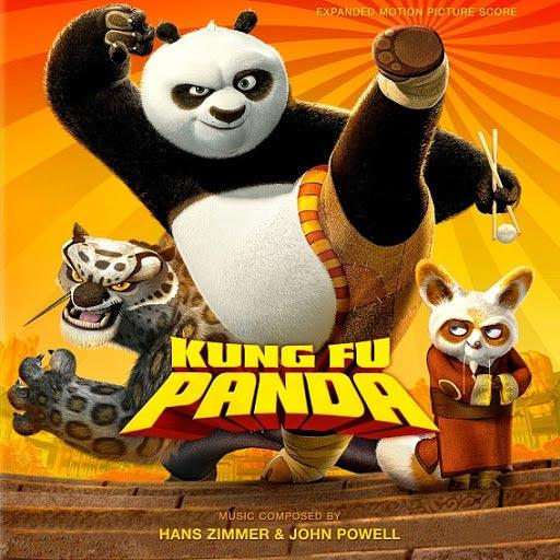 best animated films for Children- KungFu Panda