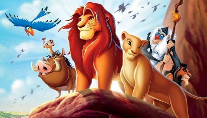 best animated films for Children- Lion king