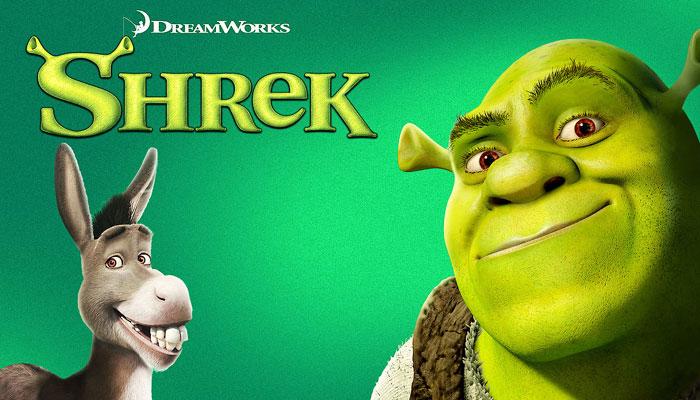 best animated films for Children- Shrek