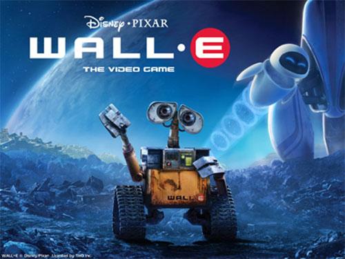 best animated films for Children- Wall-E
