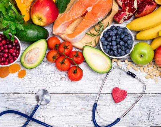 Heart healthy fruits