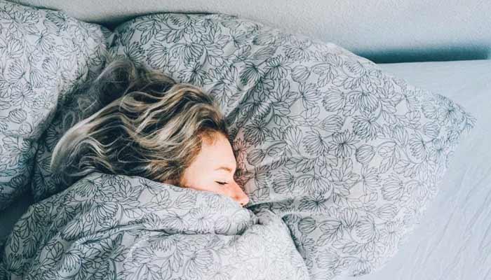 how to go to sleep
