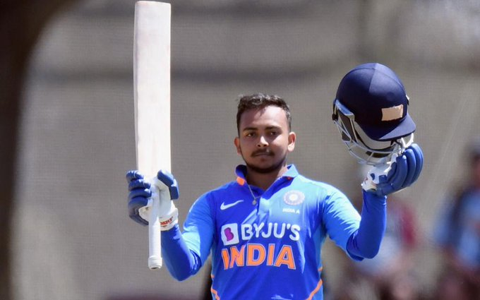 prithvi shaw vs New Zealand 2020