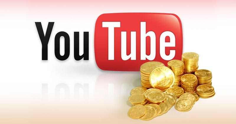 Earn money from YouTube without even having to create a video