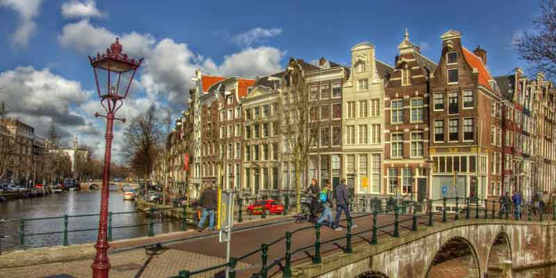 Amsterdam Europe | Safest City In Europe