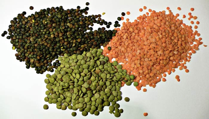 Best vegan sources of protein- Lentils