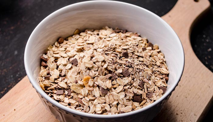 Best vegan sources of protein- Oatmeal