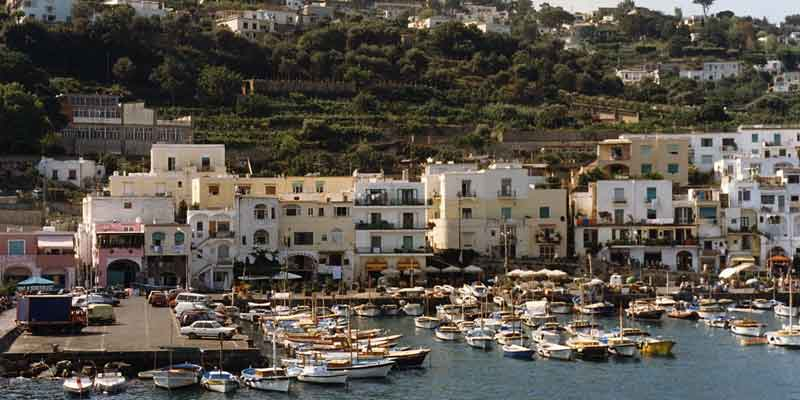 Capri | Top Destinations For Honeymoon In Europe