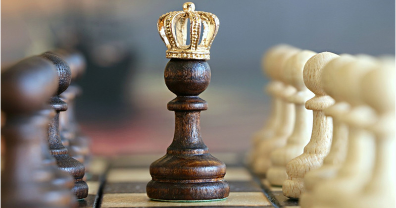 Chess Rules of the Game | King