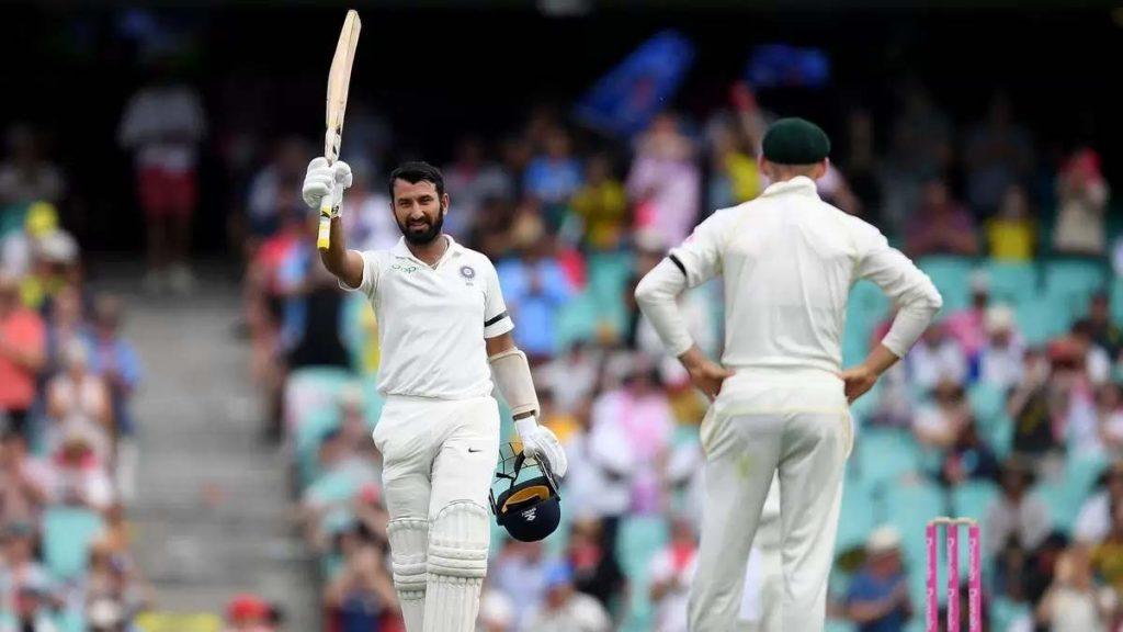 Cheteshwar Pujara Die-Hard Fan Of The Test Cricket