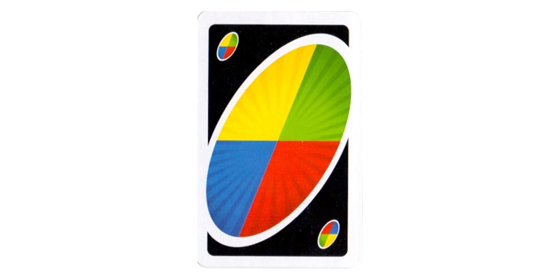 Color Choice Card