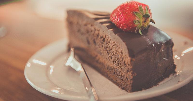 How to make a chocolate cake