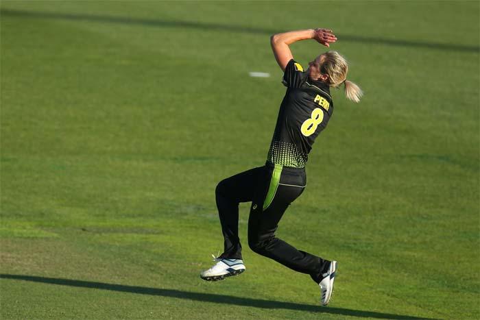 India v Australia women's tri-series 2020 - Ellyse Perry