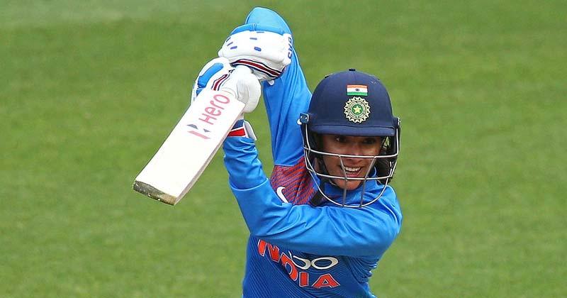 India v Australia women's tri-series 2020 - Smriti Mandhana