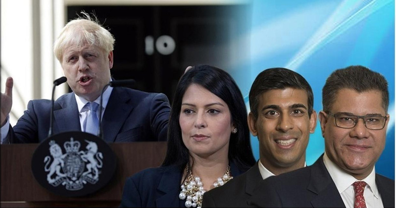 Indians In UK Cabinet