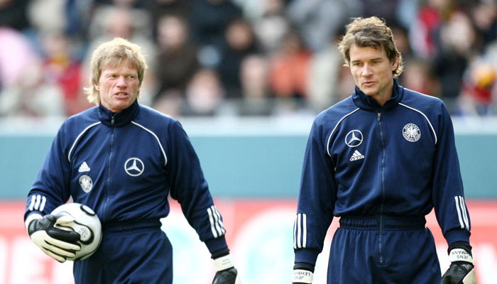 Jens Lehmann and Oliver Kahn- biggest Football rivalries