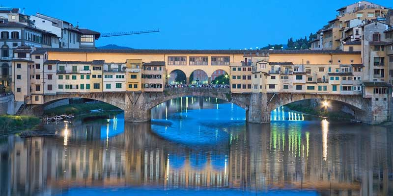 Ponte Vecchio | Best place to visit in Florence
