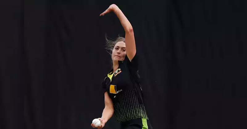 Tayla Vlaeminck ruled out of Women's T20 World Cup