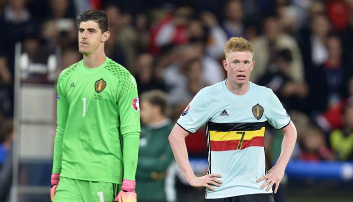 Thibaut Courtois and Kevin De Bruyne- Biggest Football Rivalries