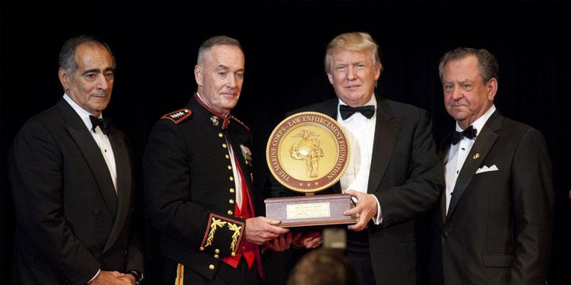 US President Donald Trump Net Worth
