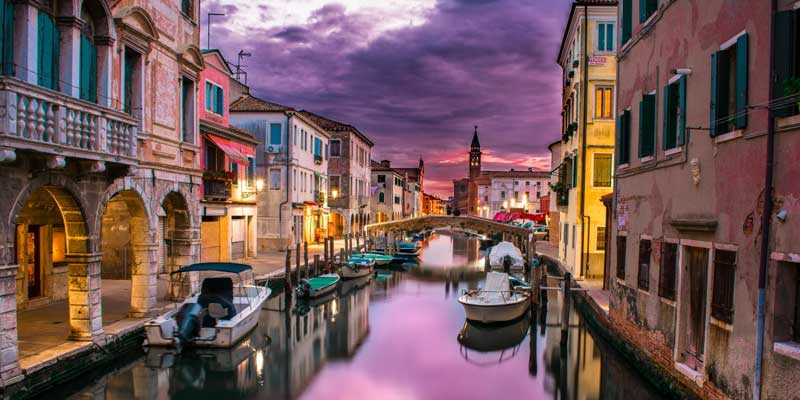 Europe Places To Visit | Venice