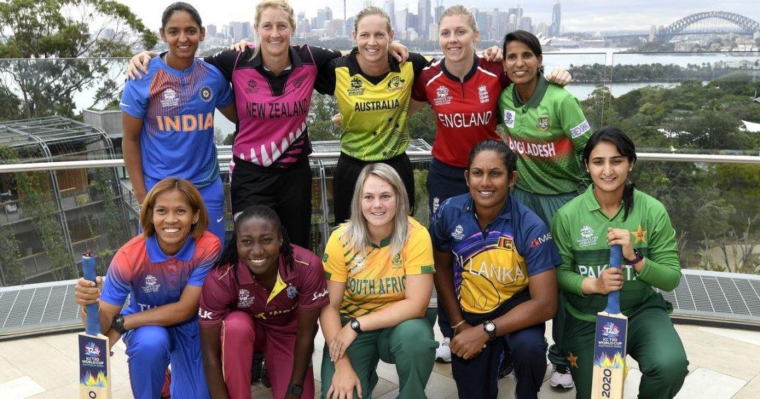 Women's World T20, 2020 In Australia