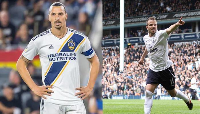 Zlatan Ibrahimovic and Rafael van der Vaart- Biggest Football Rivalries