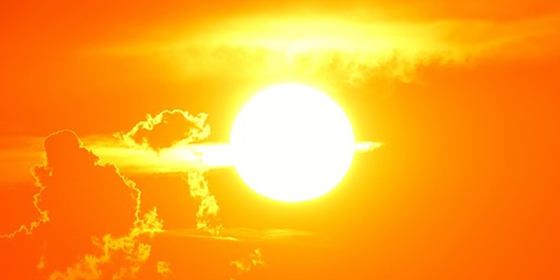 sun color
