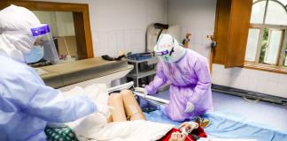 Chinese cases of Coronavirus
