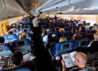 Air India Milan-Delhi flight