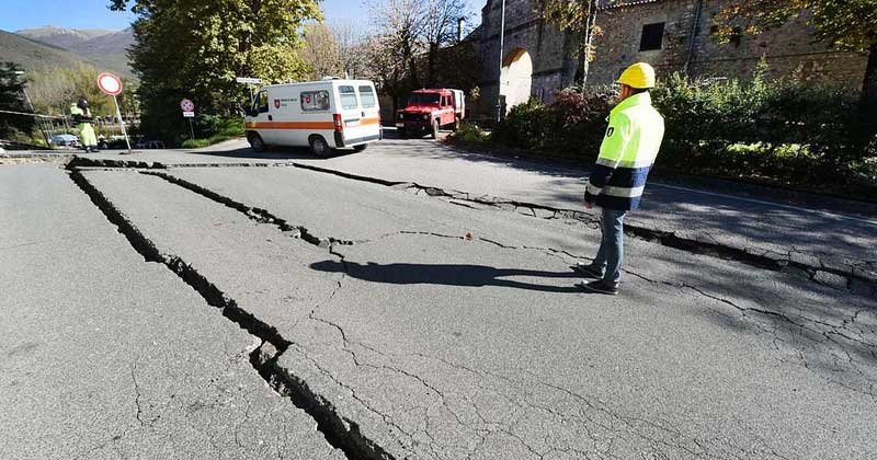 How are earthquakes caused