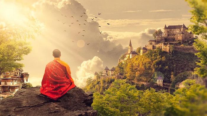 How meditation change life