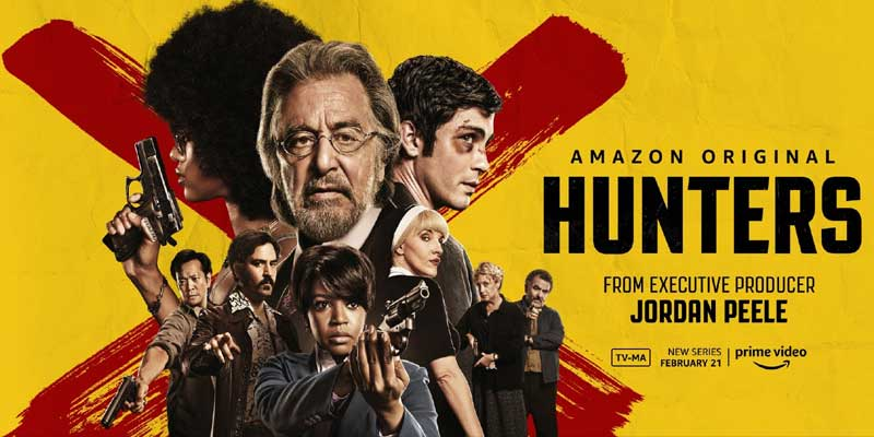 Hunters | Best Shows On Amazon Prime 2020