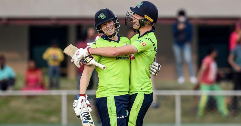 Ireland win over Afghanistan