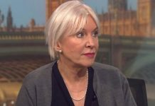 Nadine Dorries test positive for coronavirus