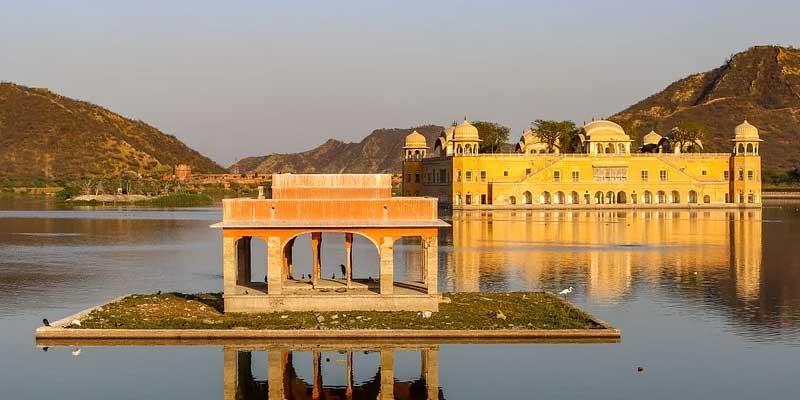 Pink City   Jal Mahal