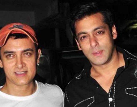 Salman Khan Wishes Aamir Khan