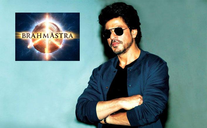 Shah Rukh Khan in Brahmastra