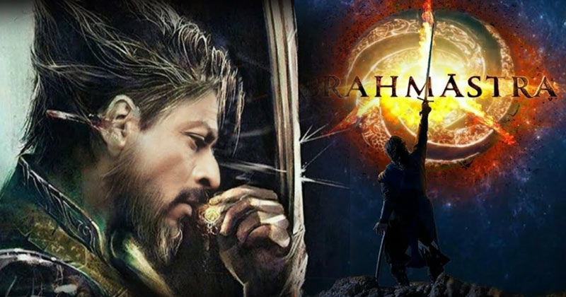 Sharukh khan upcoming movie brahmastra