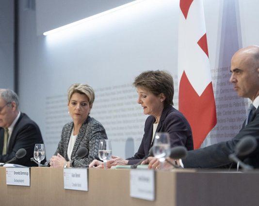 Switzerland's efforts to counter Coronavirus
