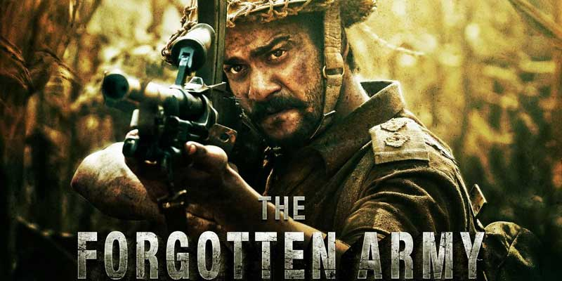 The Forgotten Army - Amazon Prime