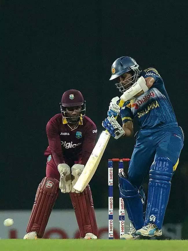 Tillakaratne Dilshan vs West Indies 2015 T20