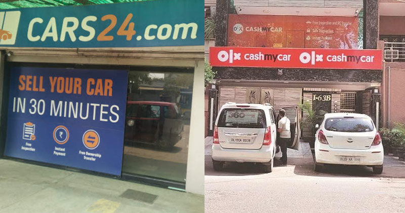 Used Car Market: Which is better, CARS24 or OLX Cash my car?