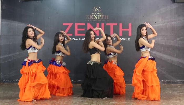 dance academy in Delhi