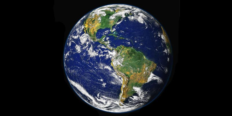 earth rotates on its axis once every 24 hours