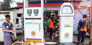 fuel prices in Delhi